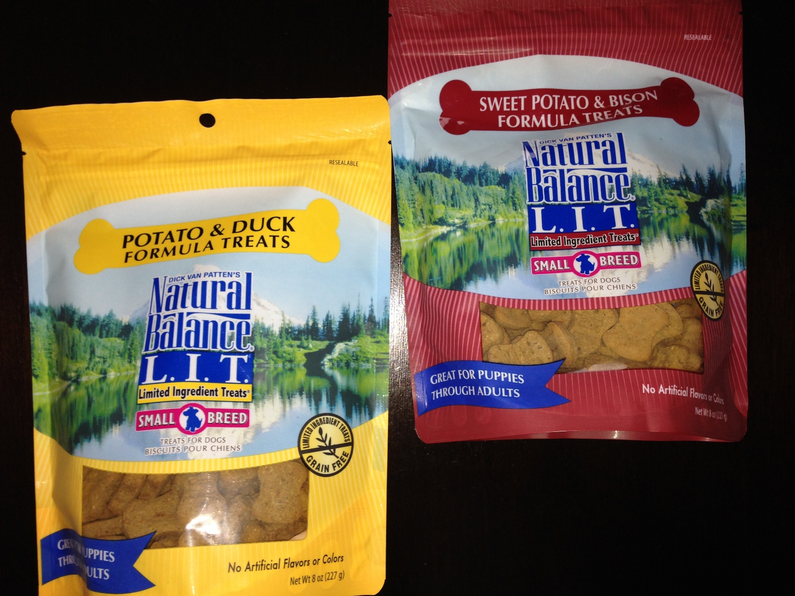 Natural Balance Dog Food Vs Redford Dog Food