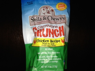 stella & chewy's carnivore crunch freeze dried treats