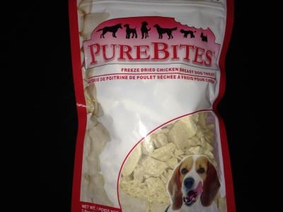 pure bites freeze dried treats