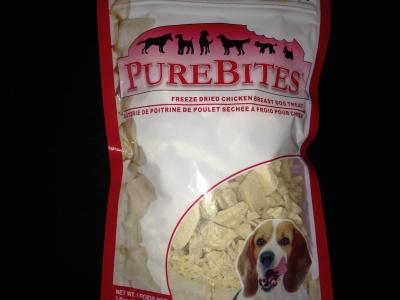 Percent Meat Dog Food