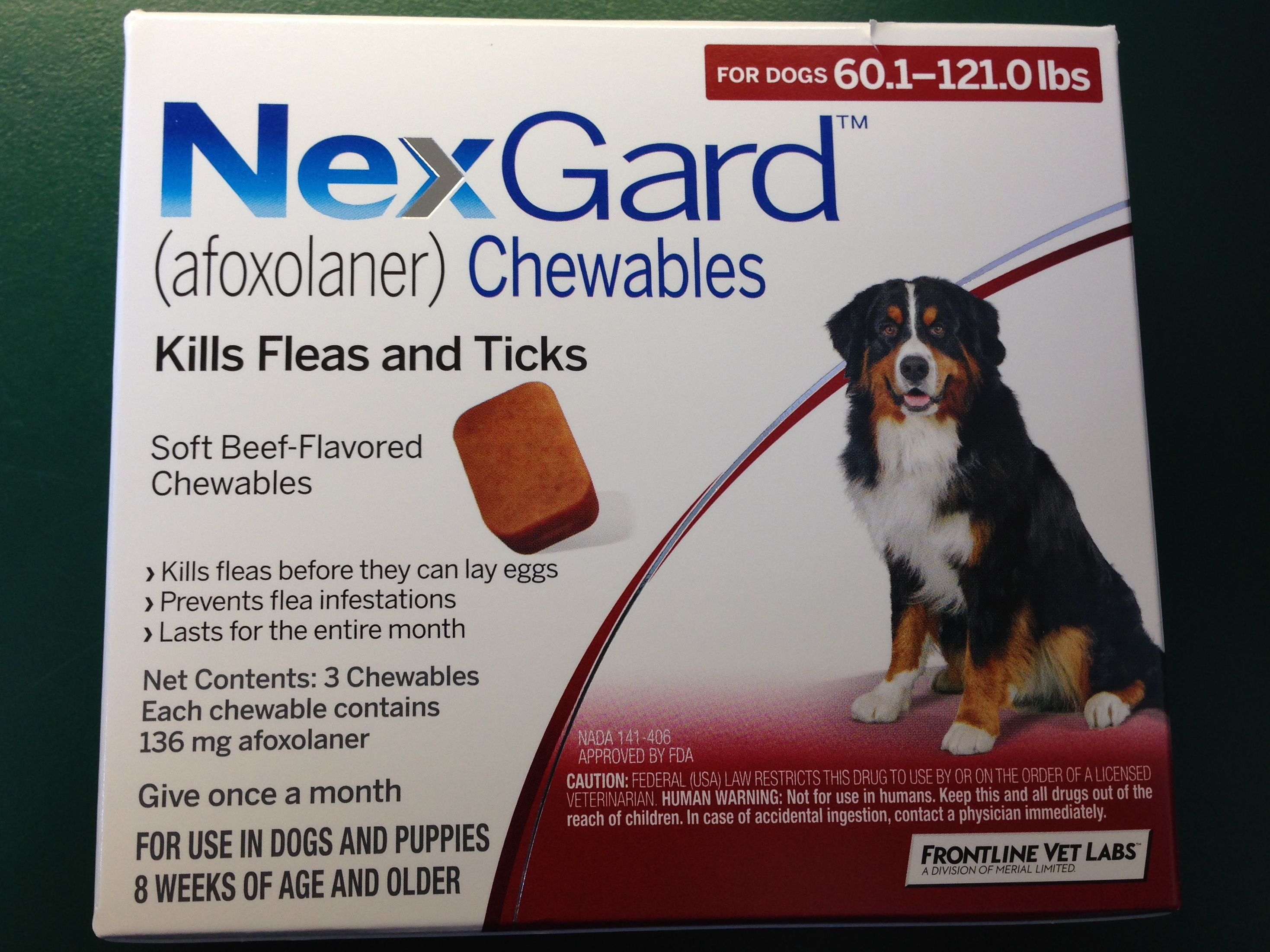 Nexgard For Dogs  Pack Pet Barn