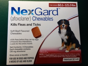 Flea Tick Collar Small Dog Proguard Plus Ii
